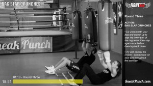 Steve's Boxing Training Workout