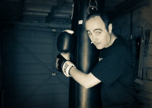 Day 46 – 30 Minute Intense Punch Bag Workout