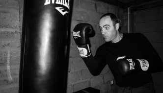 John Boxing Training