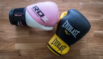 Day 58 – New Boxing Partner!